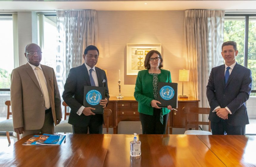WHO supports Pakistan's COVID-19 response with £2.67 million