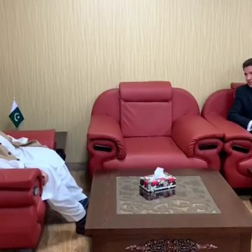 British High Commissioner meets with Minister for Religious Affairs