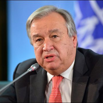 WE ARE ALL IN THIS TOGETHER:   HUMAN RIGHTS AND COVID-19 RESPONSE AND RECOVERY :UN SECRETARY-GENERAL