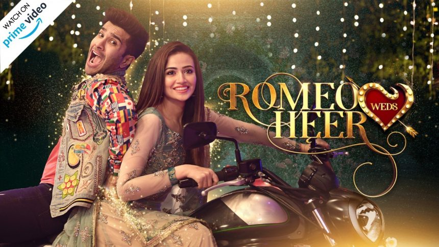7th Sky Entertainment's Romeo Weds Heer Heads to Amazon Prime