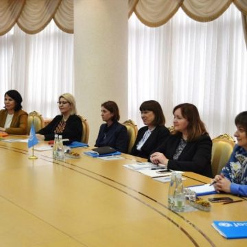 Turkmenistan, UN & its structural agencies working in the country
