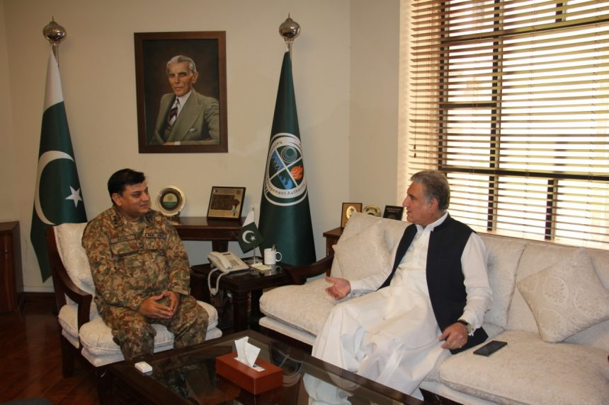 Shah Mahmood Qureshi has appriciated NDMA's efforts to prevent spread of coronavirus pandemic in the country.
