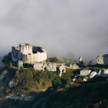 Digital wizardry restores some of Europe's most stunning castles to their former glory