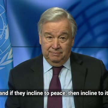 United Nations SECRETARY-GENERAL MESSAGE MESSAGE ON THE BEGINNING OF RAMADAN