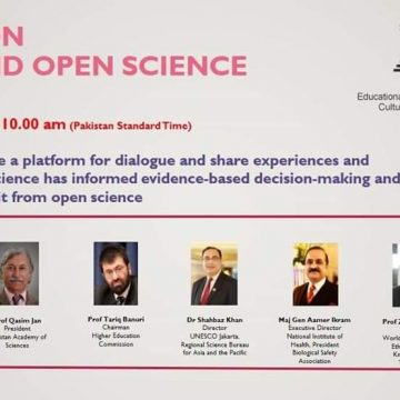 Scientists highlight the importance of Open Science as response to tackle Covid-19