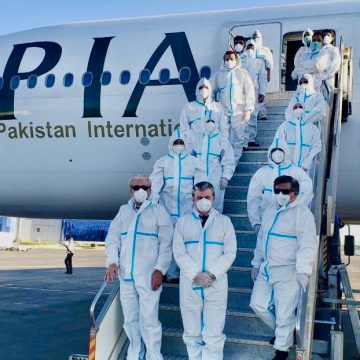 NDMA donates 1 million safety kits to PIA