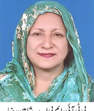 Shaheen Raza, the only female member of PTI Punjab Assembly, died of corona virus