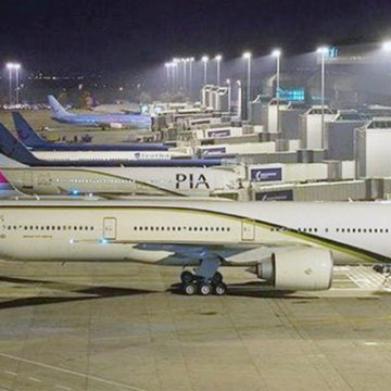 PIA issued New schedule of relief flights for stranded Pakistanis