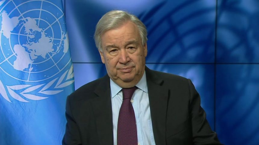 United Nations THE Secretary GENERAL MESSAGE ON THE DAY OF VESAK