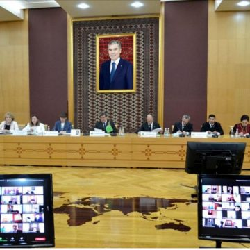 THE IMPLEMENTATION OF THE PREPAREDNESS AND RESPONSE PLAN OF TURKMENISTAN FOR ACUTE INFECTIOUS DISEASE