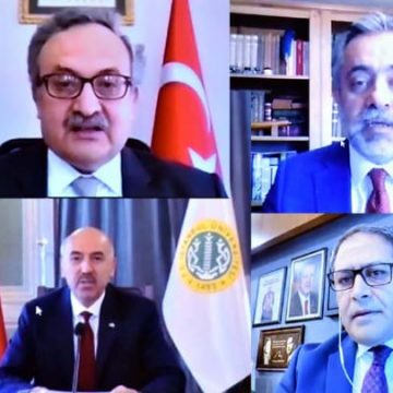 Masood Khan urges Turkey to play the role of mediator to resolve Kashmir dispute