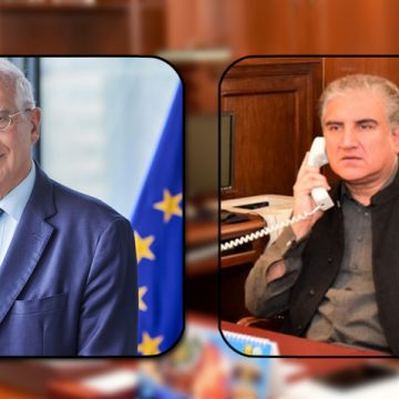 Foreign Minister's Telephonic Call with High Representative of the European Union (EU) for Foreign Affairs and Security Policy