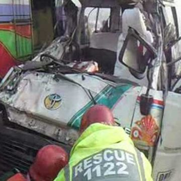 10 DEAD AND 827 INJURED IN 780 ROAD TRAFFIC CRASHES IN PUNJAB