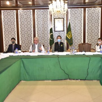 Kashmir Committee briefed by Foreign Minister on Kashmir, regional situatio