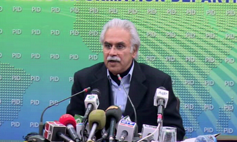 Health Workers are Rendering Exemplary Services with Determination: Dr. Zafar Mirza