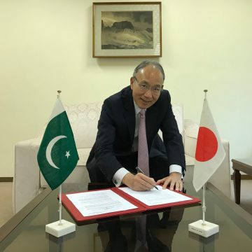 Ambassador of Japan welcomes resumption of polio vaccination campaign