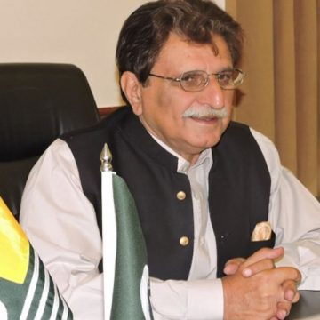 Special Message by Raja M.Farooq Haider Khan's on Kashmir Martyrs Day on July 13
