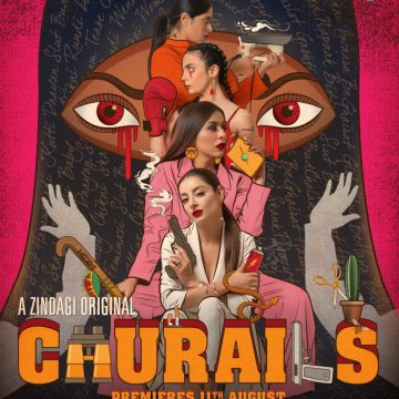AsimAbbasi's Brand New Show 'Churails' set to Release on ZEE5 Global