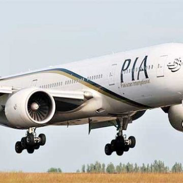 PIA is expected to incur losses of Rs100 billion due to suspension of international flights amid corona virus pandemic