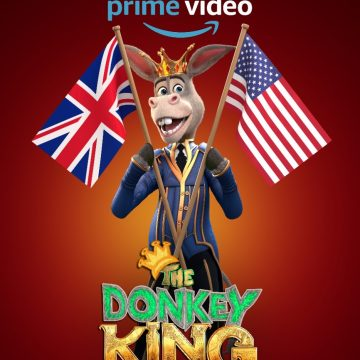 The Donkey King English version releases in USA & UK on Amazon Prime Video