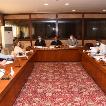 Pak-Afghan Friendship Executive Committee Establishment Task Force Meeting Begins