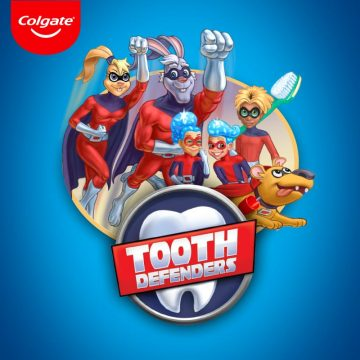 Colgate Continues to Fulfill its Commitment to Oral Health and Hygiene with New Animated Short Film