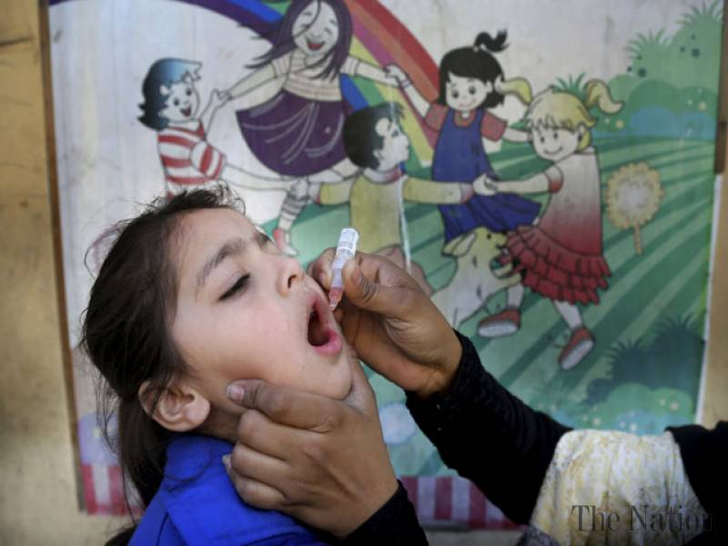 Polio vaccination activities resume from 20th July