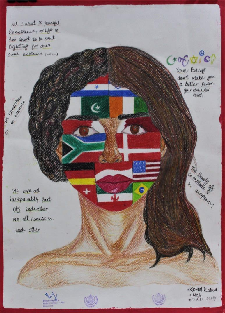 NACTA HOLDS PEACE AND TOLERANCE POSTER CONTEST