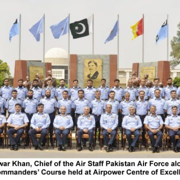 """BETTER TRAINED PROFESSIONAL FORCE WITH HIGH MORALE CAN OFFSET THE LIMITATIONS OF NUMBER AND EQUIPMENT"" : AIR CHIEF"