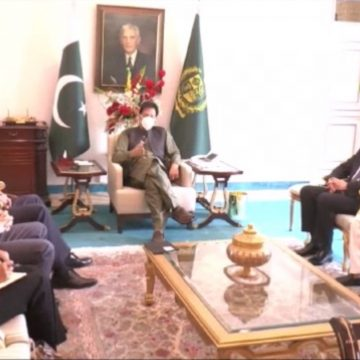 President-elect of the United Nations General Assembly calls on Prime Minister