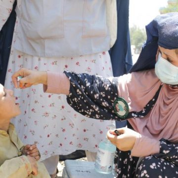 Polio vaccination campaigns resume in Pakistan and Afghanistan after COVID-19 disruptions leave 50 million children unimmunized