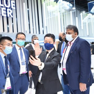 Pakistan Federal Minister of Science & Technology visits GITEX Technology Week 2020