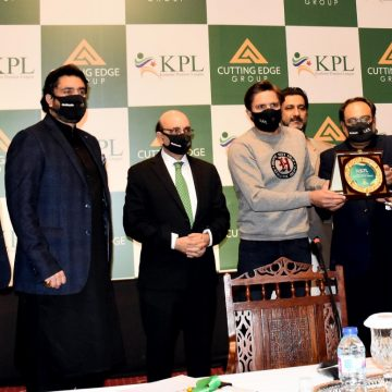 KPL launched in Islamabad to put Kashmir on global sports map