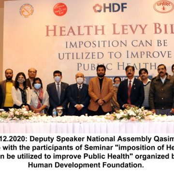 Health Levy Bill imposition can be utilized to improve Public Health.