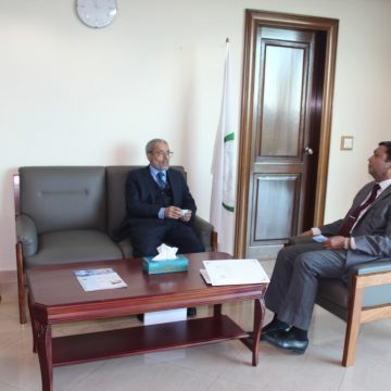 Yemeni Ambassador Lauds COMSTECH Services to the OIC Member States
