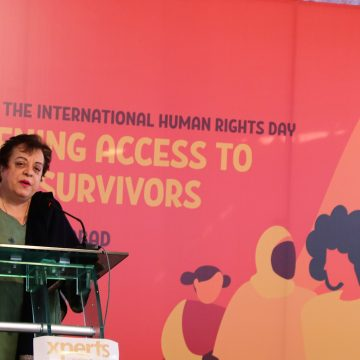 Overcoming gaps in legislation and implementation critical to protect and uphold human rights, says Shireen Mazari