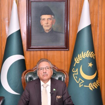 Message from Dr. Arif Alvi, President Islamic Republic of Pakistan On the occasion of Kashmiris' Right to Self-Determination Day