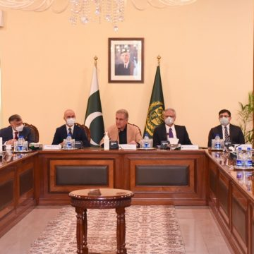 We reaffirms Pakistan's commitment to bolster economic relations with African countries, Qureshi