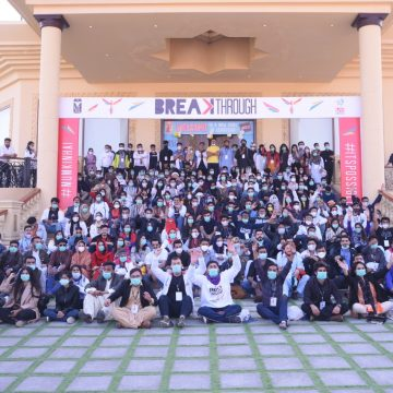 The 19th Young Leaders Conference Inspired the Youth to Break through the Confines