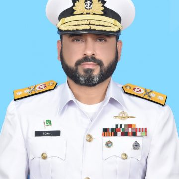 THREE COMMODORES OF PAKISTAN NAVY PROMOTED TO THE RANK OF REAR ADMIRAL