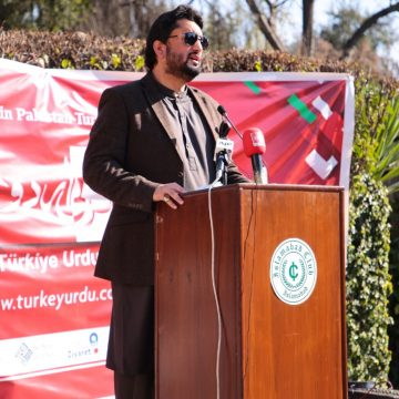 Pakistan employing modern media tools to project heritage of Kashmir, Afridi