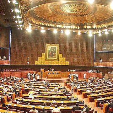 Parliamentarians should play their positive role to get the nation out of the difficult situation, NA Speaker