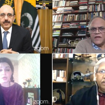 Kashmir, as we knew and recognised by the UN, is disappearing before our very Eyes, Masood Khan