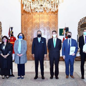 Pakistan pledges further support to tackle threat of drug resistance in collaboration with UK, Dr. Alvi