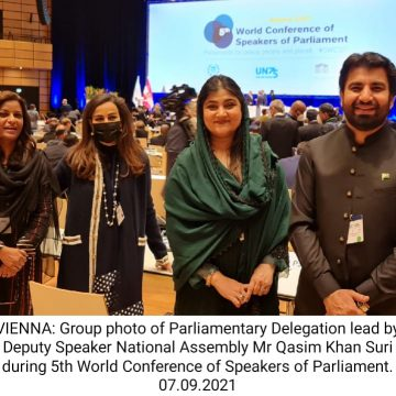 5th World Speakers Conference