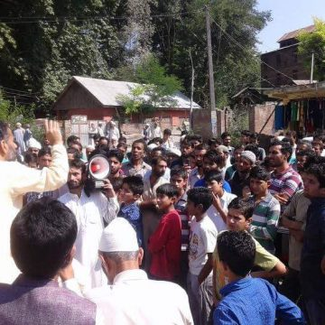 JKPL expresses resentment over slapping of PSA on 14 Islamabad youth