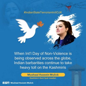 World day of non violence