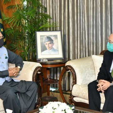 Pakistan attaches great importance to ties with Japan: President Alvi