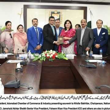 ICCI and NCSW to work together for economic empowerment of women