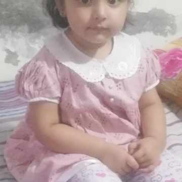 2 years old single patient in Pakistan suffering from metabolic disease